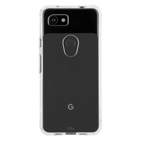 Case-Mate Google Pixel 3a XL Tough Case - Clear