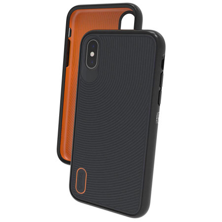 low priced 3dbe9 d8cd8 Gear4 D3O Battersea iPhone X / XS Case - Black