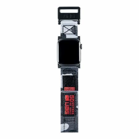 "UAG Apple Watch 44"" / 42"" Active Strap - Midnight Camo"