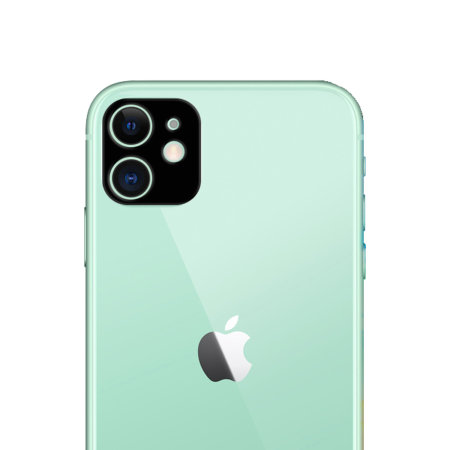 Olixar iPhone 11 Pro Tempered Glass Camera Protectors - Twin Pack