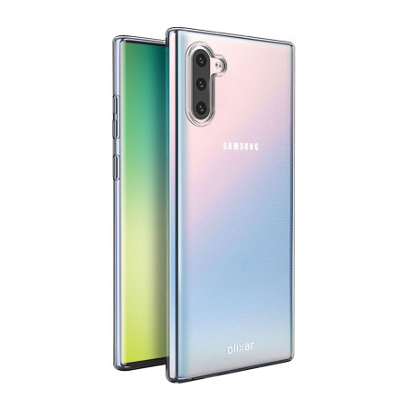 Extra Slim Crystal Galaxy Note 4 Case