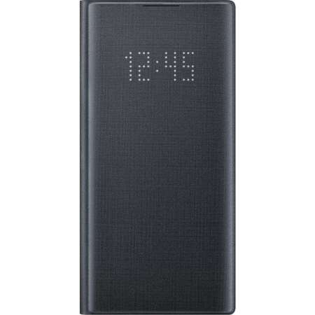 Official Samsung Galaxy Note 10 LED View Cover Case - Black