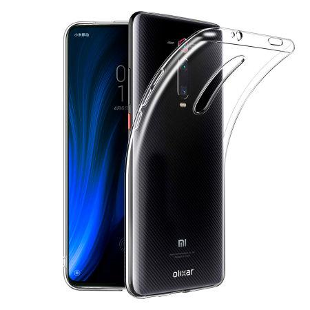 Olixar Ultra-Thin Xiaomi Redmi K20 Pro Case - 100% Clear