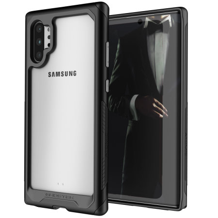 Ghostek Atomic Slim 3 Samsung Galaxy Note 10 Plus 5G Case - Black