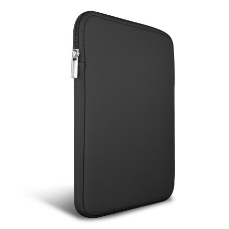 Olixar Universal 9.7 inch Neoprene Tablet Sleeve - Black