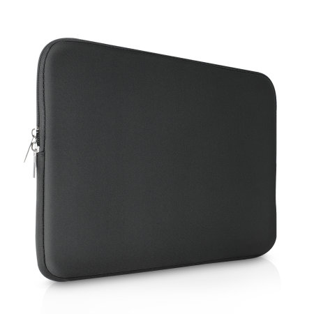 "Olixar Universal Neoprene Laptop and Tablet Sleeve 11"" - Black"