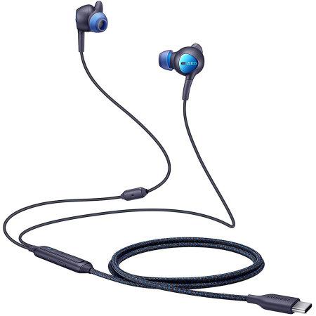 Official Samsung ANC In-Ear USB-C Type-C Headphones - Black