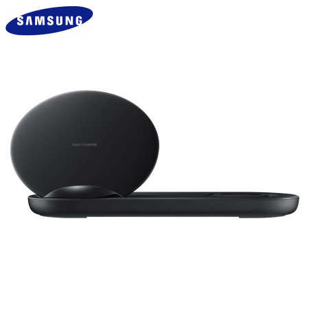Official Samsung Galaxy Note 9 Super Fast Wireless Charger Duo - Black