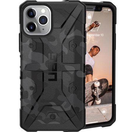 UAG Pathfinder SE iPhone 11 Pro Case - Midnight Camo
