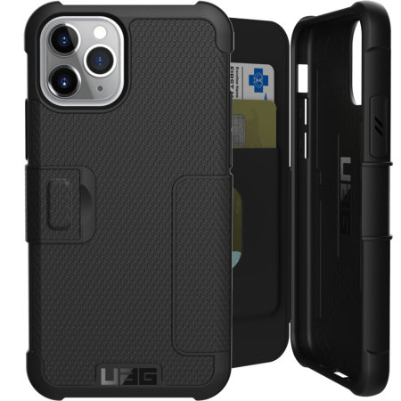 UAG Metropolis iPhone 11 Pro Max Wallet Case - Black