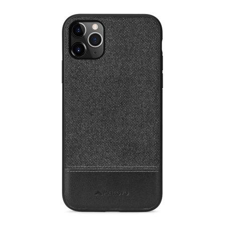 Meleovo Fabric Series iPhone 11 Pro Premium Case Black