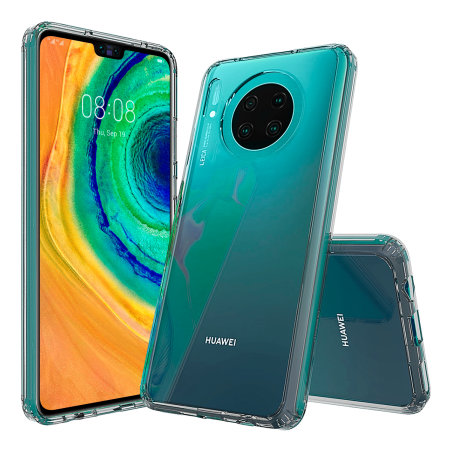 Olixar ExoShield Huawei Mate 30 Case - Clear