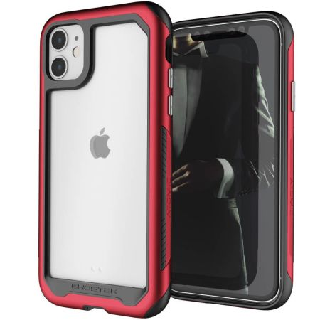 Ghostek Atomic Slim 3 iPhone 11 Case - Red