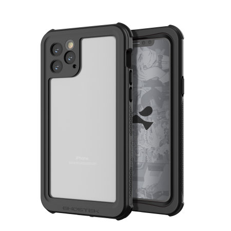 Ghostek Nautical 2 iPhone 11 Pro Max Waterproof Case - Black