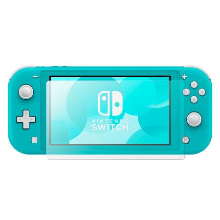 Protection écran Nintendo Switch Lite Olixar verre trempé – Pack de 2