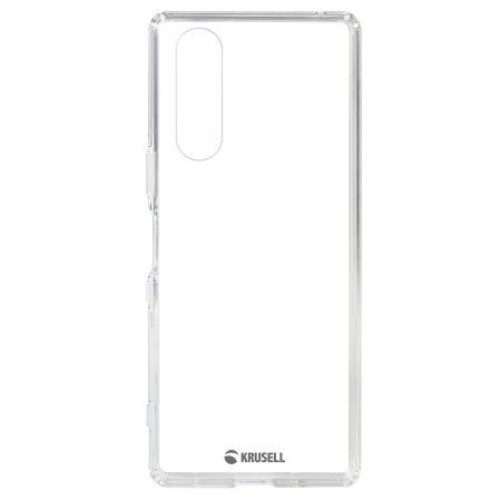 Krusell Kivik Sony Xperia 5 Compact Shell Case - 100% Clear