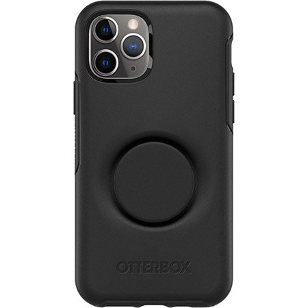 Otterbox Pop Symmetry iPhone 11 Pro Bumper Case - Black