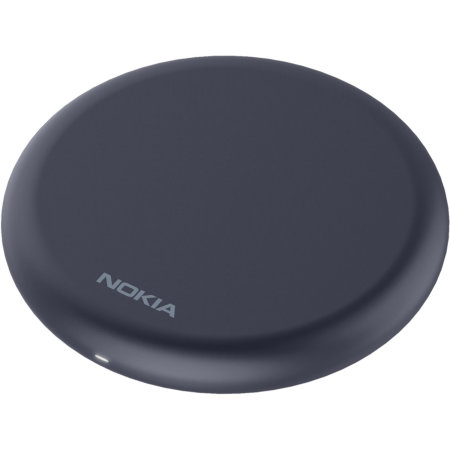 Official Nokia 10W Qi Wireless Charging Pad - Midnight Blue