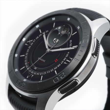 Olixar Samsung Gear S3 Smartwatch Film Screen Protector 2 in