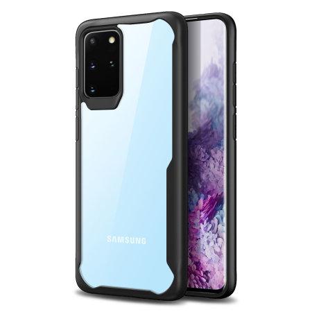 Olixar NovaShield Samsung Galaxy S20 Plus Bumper Case - Black