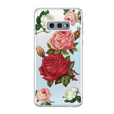 Funda Samsung Galaxy S10e LoveCases Valentines Roses