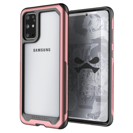 Ghostek Atomic Slim 3 Samsung Galaxy S20 Plus Case - Pink