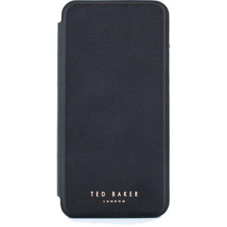 Ted Baker Folio Samsung S20 Plus Flip Mirror Case - Shannon Black