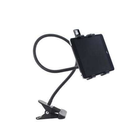Kikkerland Gooseneck Tablet Holder - Black
