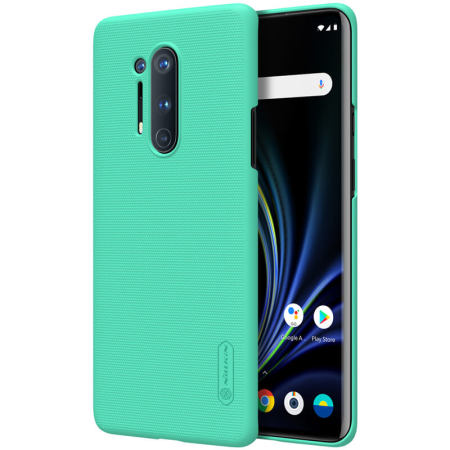 Nillkin Super Frosted OnePlus 8 Pro Shield Case - Mint Green