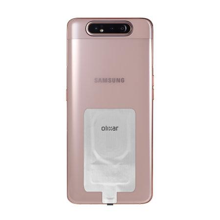 Olixar Samsung A80 Ultra Thin USB-C Qi Wireless Charging Adapter