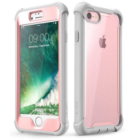 i-Blason Ares iPhone 7/8 Bumper Case - Pink