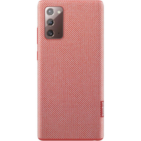 Official Samsung Galaxy Note 20 Kvadrat Cover Case - Red