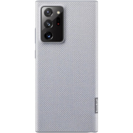Official Samsung Galaxy Note 20 Ultra Kvadrat Cover Case - Grey