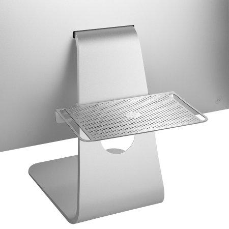 Twelve South BackPack Apple iMac Storage Shelf - Matte Black