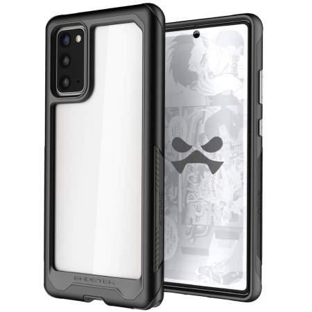 Ghostek Atomic Slim 3 Samsung Galaxy Note 20 Case - Black