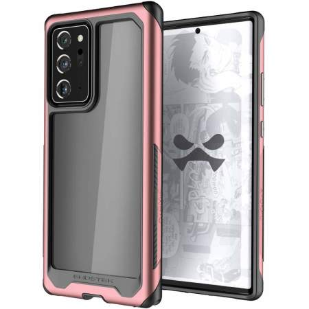 Ghostek Atomic Slim 3 Samsung Galaxy Note 20 Ultra Case - Pink