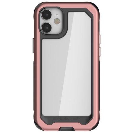 Ghostek Atomic Slim 3 iPhone 12 mini Case - Pink