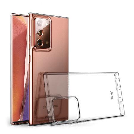 Olixar Ultra-Thin Samsung Galaxy Note 20 Case - 100% Clear
