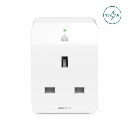 TP-Link Kasa Slim Smart Wi-Fi Plug - White