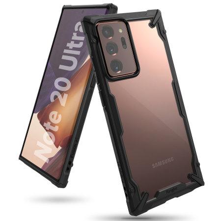 Ringke Fusion X Samsung Galaxy Note 20 Ultra Tough Case - Black