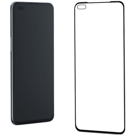 Official OnePlus Nord 3D Tempered Glass Screen Protector - Black
