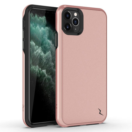 Zizo Division Series iPhone 12 Pro Max Case - Rose Gold