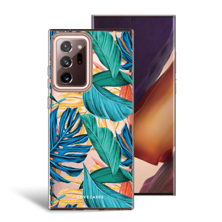 LoveCases Samsung Galaxy Note 20 Ultra Gel Case - Vacay Vibes