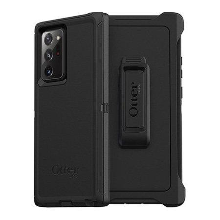 OtterBox Defender Samsung Galaxy Note 20 Ultra Tough Case - Black