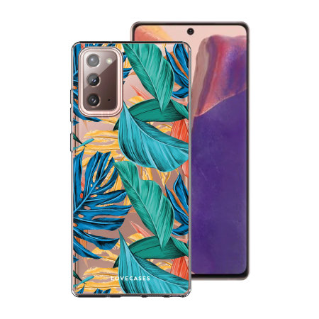 LoveCases Samsung Galaxy Note 20 5G Vacay Vibes Case