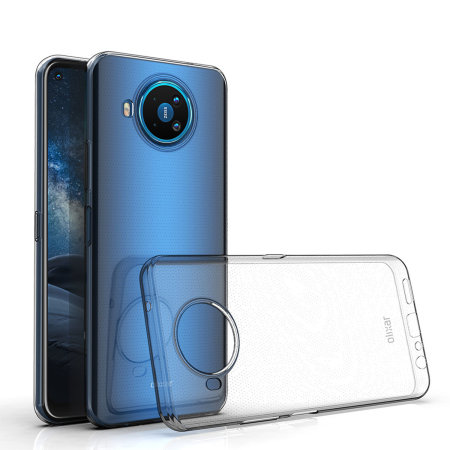 Olixar Flexishield Nokia 8.3 5G Case - 100% Clear