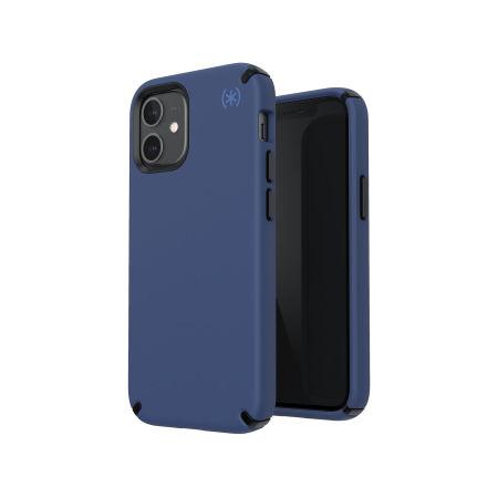 Speck iPhone 12 mini Presidio2 Pro Slim Case - Coastal blue