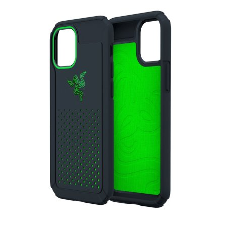 Razer iPhone 12 Pro Max Archtech Protective Phone Case - Black