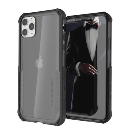 Ghostek Cloak 4 Shockproof Bumper Case for iPhone 11 Pro - Black