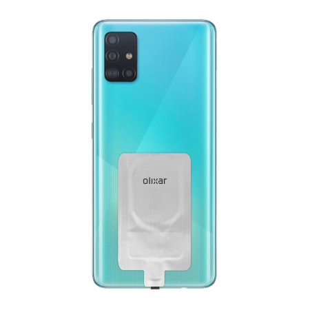 Olixar Samsung Galaxy A72 Thin USB-C Wireless Charging Adapter